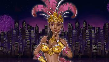 Brazil Carnival kansi