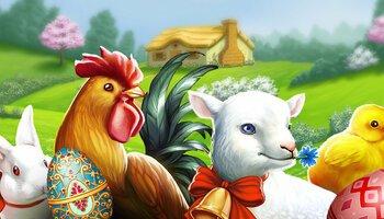 Easter Eggs cover