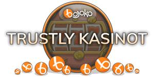 Trustly kasinot Bojokolla