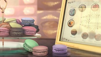 Macarons cover