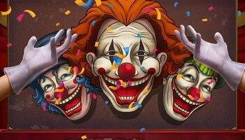 3 Clown Monty cover