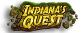 Indiana's Quest logo