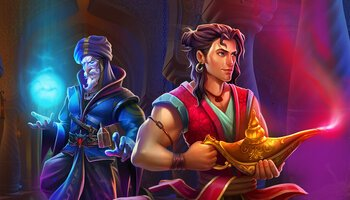 Aladdin and the Sorcerer™ cover