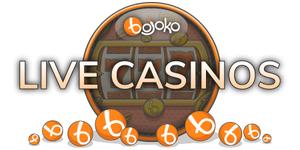 USA live casinos