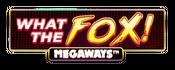 What the Fox Megaways logo