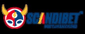 Vedonlyöntisivuston ScandiBet logo