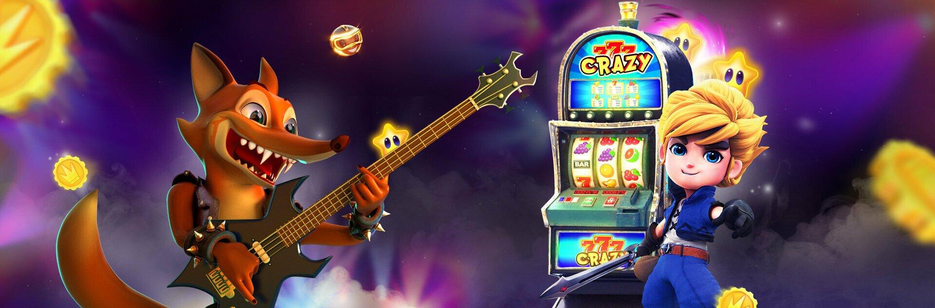 Crazy Fox casino review CA