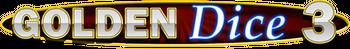Golden Dice 3 logo