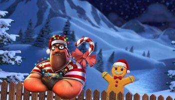 Take Santa's Shop cover