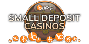low minimum deposit casinos uk