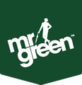 Vedonlyöntisivuston Mr Green logo