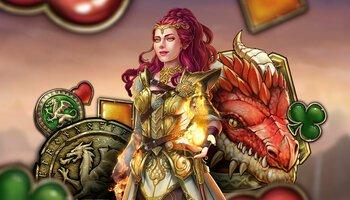Dragon Maiden cover