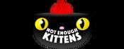 Not Enough Kittens logo