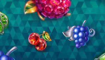 Fruit Spin kansi