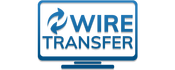 Wire transfer logo