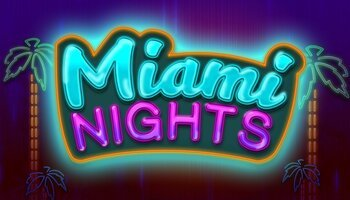 Miami Nights cover