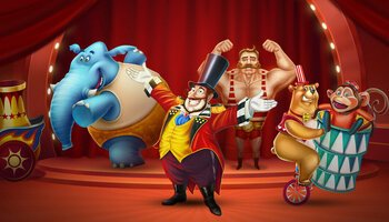 Wild Circus cover
