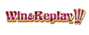 Win & Replay logo