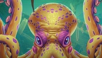 Octopus Treasure cover