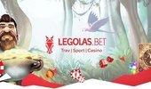 Legolas.bet cover