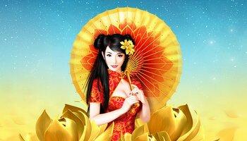 Golden Lotus cover