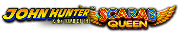 John Hunter and the Tomb of the Scarab Queen™ logo