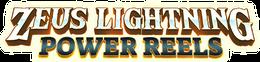Zeus Lightning Power Reels logo