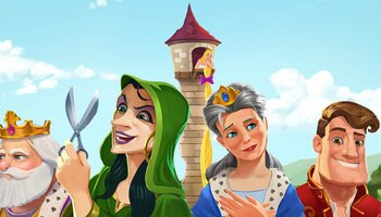 Rapunzel's Tower cover