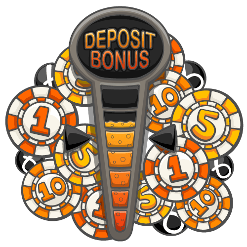 Minimum deposit online casino bonus