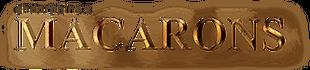 Macarons logo