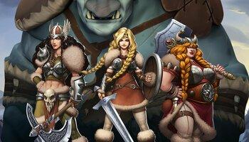 Troll Hunters 2 cover