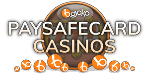 Find the best paysafecard casino from Bojoko
