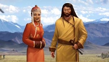 Mongol Treasures cover
