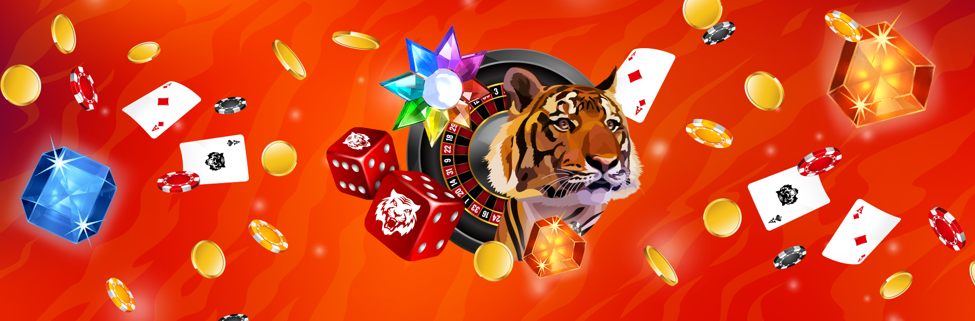 Tiger Riches casino review CA
