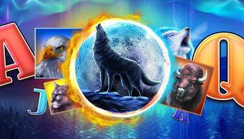 Wolf Moon Rising cover