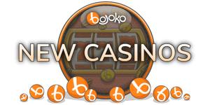 New casino sites uk