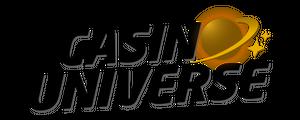 Klikkaa siirtyäksesi Casino Universe kasinolle