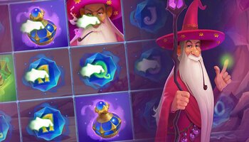 Merlin's Magic Mirror cover