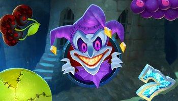 The Dark Joker Rizes cover