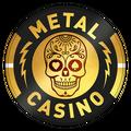 Kasino Metal Casino logo