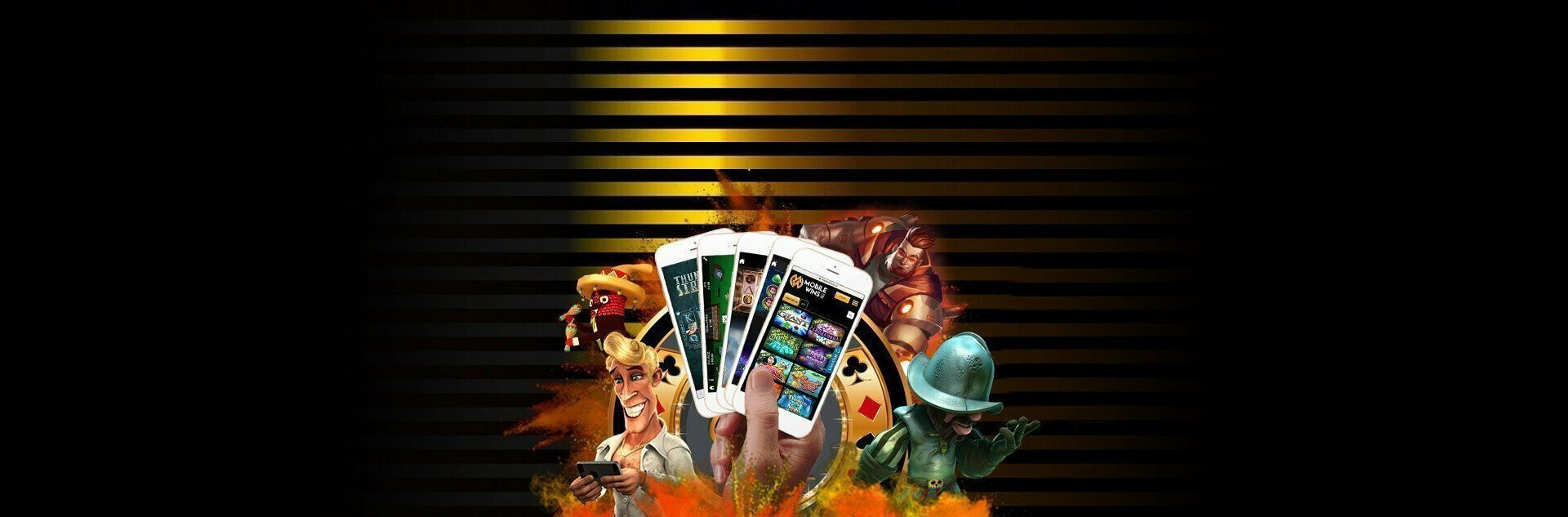 Mobile Wins Casino review UK