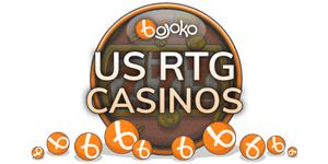 RTG casinos USA