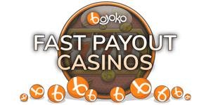 fast withdrawal casinos uk