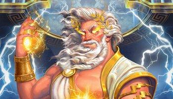 Zeus Lightning Power Reels cover
