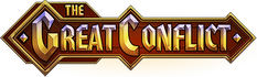 The Great Conflict logo