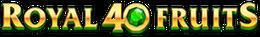 Royal Fruits 40 logo
